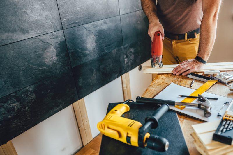 Summers Insurance Home improvements and refurbishments
