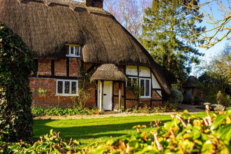 English cottage holiday rental